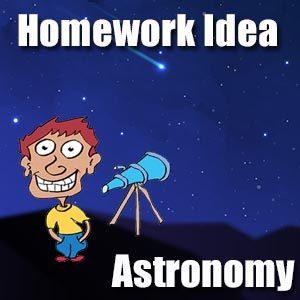 Homework Idea - AStronomy
