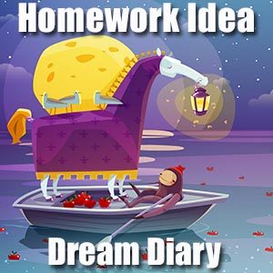 Homework Idea - Dream Diary