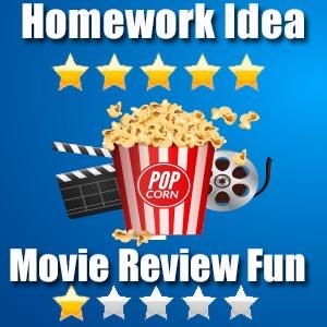 Homework Idea - Movie Review