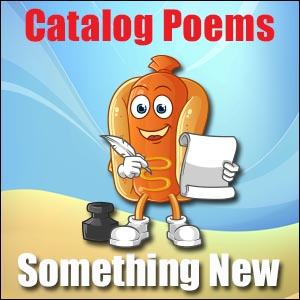 Poetry Lessons - Catalog Poems