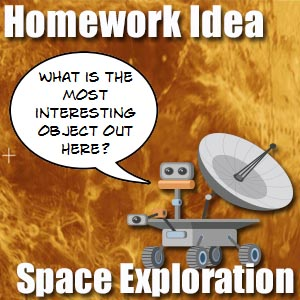 Space Exploration Homework