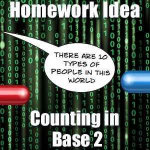 Teaching Alternative Bases - Binary
