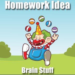 Homework Idea - Learn to Juggle