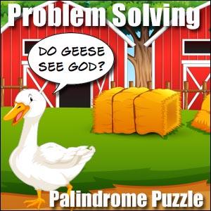 Problem Solving Activity - Palindrome