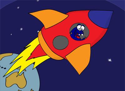 Rocket Science Lesson Idea